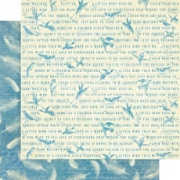 Bird Watcher Double-Sided Cardstock 12 X12 -Feather Your Nest - 1