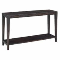 Porter Designs Fall River Solid Sheesham Wood Console Table - Brown - 1