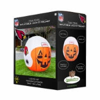 Arizona Cardinals Team Pride Inflatable Jack-O'-Helmet - 4 ft