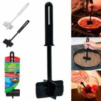 Chopstir Chops Ground Meat Vegetables Fruit Frozen Concentrate Cooking Tool Stir - 1