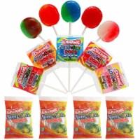 28 Pc Charms Sweet Sour Pops Lollipop Sucker Stick Candy Lollypops Party Favors - 1