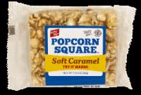 Kathy Kaye Caramel Popcorn Square