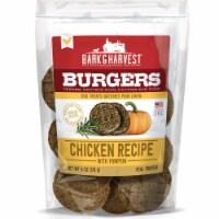 Superior Farms Pet Provisions MF02120 6 oz Burgers Chick & Pumpkin Poly - 1