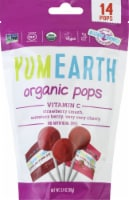 Yum Earth Organics Vitamin C Pops