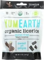 Yum Earth Organic Black Licorice