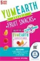 Yum Earth® Organic Tropical Fruit Snacks - 5 ct / 0.7 oz