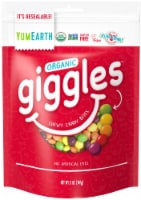 Yum Earth Organic Giggles Chewy Candy Bites