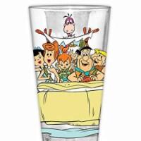 Flintstones 802300 16 oz Flintstones Pint Glass - 1