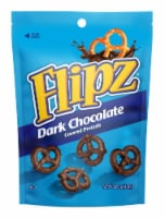 Flipz Dark Chocolate Covered Pretzels