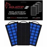 Aquatop Aquatic Supplies Carbon Replacement 15 Gal-3Pk PV15-UV - 1