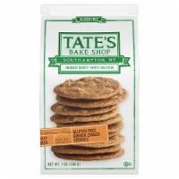 Tate's Bake Shop Gluten Free Ginger Zinger Cookies