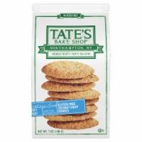 Tate's Bake Shop Gluten Free Coconut Crisp Cookies - 7 oz