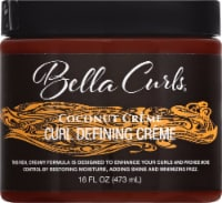 Bella Curls Coconut Creme Curl Defining Creme
