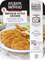 Bourbon Brothers All Natural Buffalo Style Chicken
