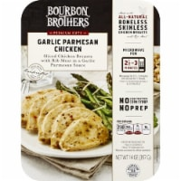 Bourbon Brothers Garlic Parmesan Chicken