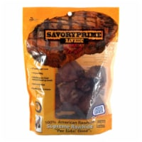 Savory Prime All Size Dogs Adult Knotted Bone Beef 4-5 in. L 4 pk - Case Of: 1; Each Pack - Count of: 1