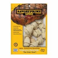 Savory Prime Value Rawhide Bone Pack