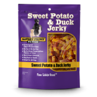 Savory Prime Duck & Sweet Potato Jerky Dog Treats