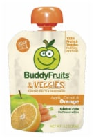 Buddy Fruits & Veggies Gluten Free Blended Apple Carrot & Orange