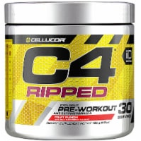 Cellucor  C4® Ripped Pre-Workout   Fruit Punch