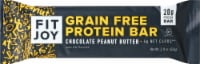 FitJoy Chocolate Peanut Butter Protein Bar 12 Count