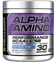 Cellucor  Alpha Amino Performance BCAAs   Icy Blue Razz