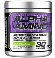 Cellucor  Alpha Amino Performance BCAAs   Lemon Lime