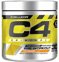 Cellucor  C4® Pre-Workout Explosive Energy   Orange Burst
