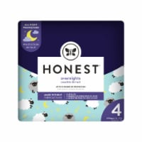 The Honest Company Size 4 Overnight Diapers