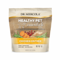 Mercola Dehydrated Raw Dog Food Free Range Chicken Entree - 3 lb