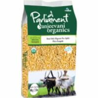 Parliament Sanjeevani Organic Toor Dal (Arhar) - 4 Lb - 1 unit