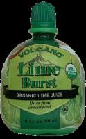 Volcano Lime Burst Organic Lime Juice