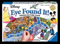Disney Eye Found It Hidden Picture Board Game