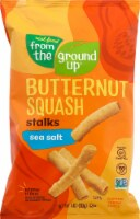 From the Ground Up Sea Salt Butternut Squash Stalks Snacks