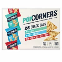 PopCorners Popped-Corn Snack, Variety Pack, 1 Ounce (28 Count) - 1 unit