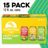 Golden Road Brewing Fruit Cart Mixer Variety Pack