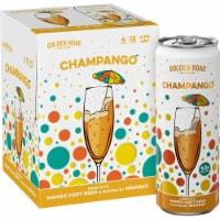 Golden Road Brewing Champango Mango Cart Beer