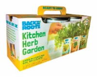 Back To The Roots Kitchen Herb Garden Grow Kit 3 pk - Case Of: 1; Each Pack Qty: 3; Total - Count of: 1