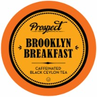 Prospect Tea Black Ceylon Tea Pods for Keurig K-Cup Makers, Brooklyn breakfast, 40 count