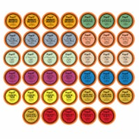 Prospect Tea Sampler for Keurig K-Cup Makers, Assorted Variety Pack, 40 Count