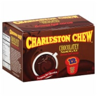 Charleston Chew Chocolate Nougut Hot Cocoa Single Serve Cups - 12 ct