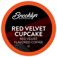 Brooklyn Beans Red Velvet Coffee Pods for Keurig 2.0 K-Cup Brewers,  Four-24 Count Boxes