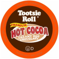 Tootsie Roll Hot Cocoa Pods for Keurig K-Cups Brewer, Hot Chocolate, 40 Count