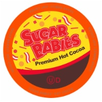 Sugar Babies Hot Cocoa for Keurig K-Cups Brewer 40 Count