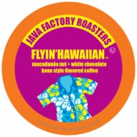 Java Factory Single-Cup Coffee for Keurig K-Cup Brewers, Flyin' Hawaiian, 40 Count
