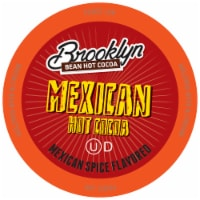 Brooklyn Beans Flavored Hot Chocolate Pods, for 2.0 Keurig, Mexican Cocoa, 40 Count