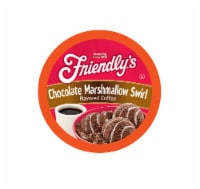 Friendly's Ice Cream Flavored Coffee Pods, Chocolate Marshmallow Swirl , 40 Count