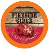 Fireside Cider Apple Pomegranate Single-Cup Cider for Keurig K-Cup Brewers, 40 Count - 40 Kcups