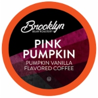 Brooklyn Beans Pink Pumpkin  Coffee Pods for Keurig 2.0 K-Cup Brewers, 40 Count