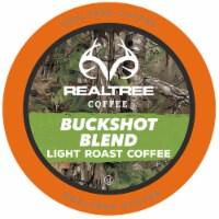 Realtree Buckshot Blend Light Roast Coffee Pods for Keurig K-Cup Brewers, 40 Count - 40 Kcups